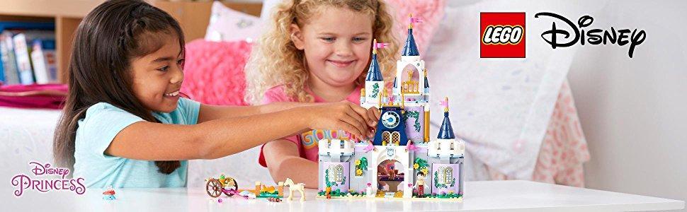 LEGO Princesas Disney - Castillo de ensueño de Cenicienta
