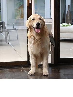 Marvelous PetSafe Patio Panel Pet Door Doggie Cat Dog Door Flap Replacement Wall  Window Condo Apartment Pet