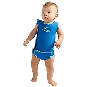 Cressi Infant Baby Warmer 6//12//18 Monate Kinder Neopren Schwimmanzug