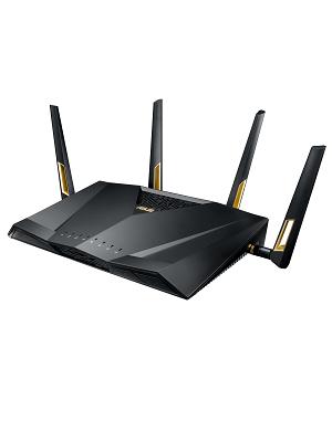 ASUS RT-AX88U AX6000 Dual Band 802.11ax WiFi Router