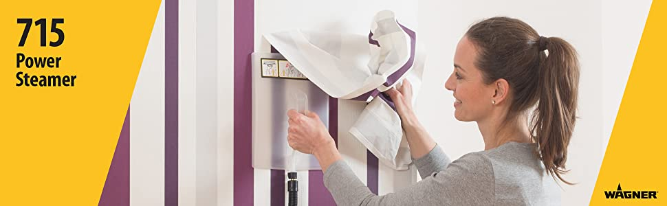 715 Wallpaper Steamer Plate Heat Wall Paper Remover Easy Fast Chemical Free