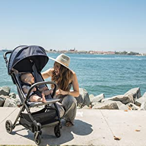 folding stroller lightweight stroller small travel stroller lightweight infant convenience stroller