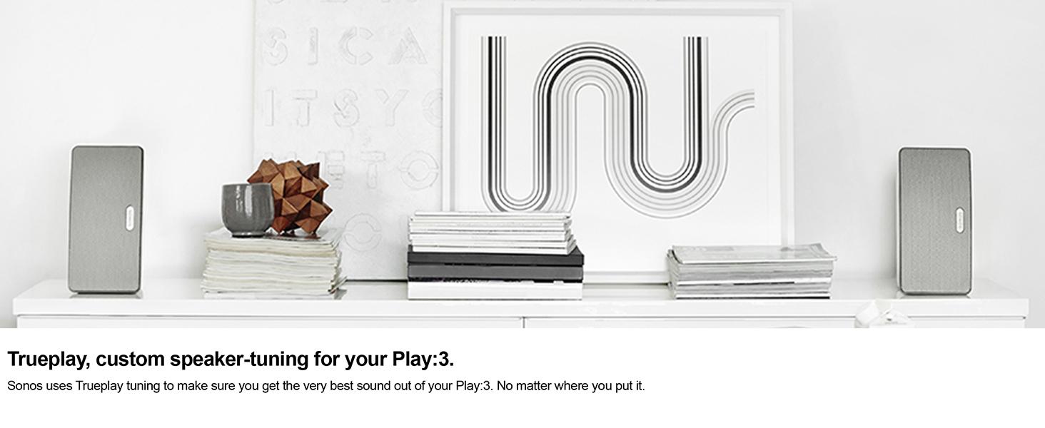 Sonos Play3 Smart Wireless Speaker White Hi Fi Ha2403gtnf 3 Watt 24 Ghz Outdoor 80211b G N Wifi Amplifier