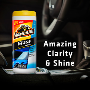 Crystal-Clear, Streak-Free Shine
