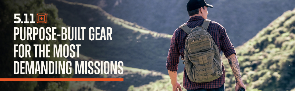 511 RUSH 24 Best Selling Tactical Backpack