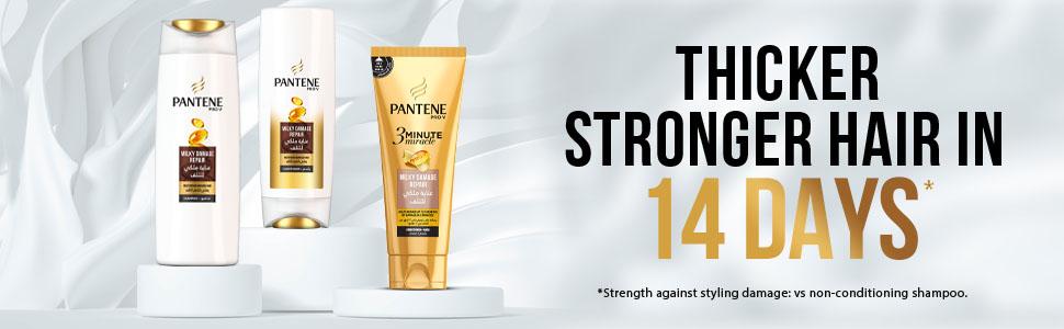 pantene, pro v, stronger, formula