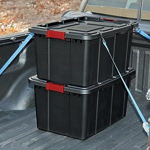 Amazon Com Sterilite 14669004 27 Gallon 102 Liter