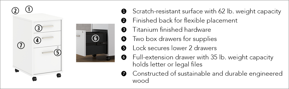 3 drawer file cabinet,3 drawer filing cabinet,mobile file cabinet,mobile filing cabinet,three drawer