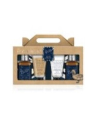 Baylis & Harding Fuzzy Duck Men's Ginger & Lime Grooming Essentials Kit