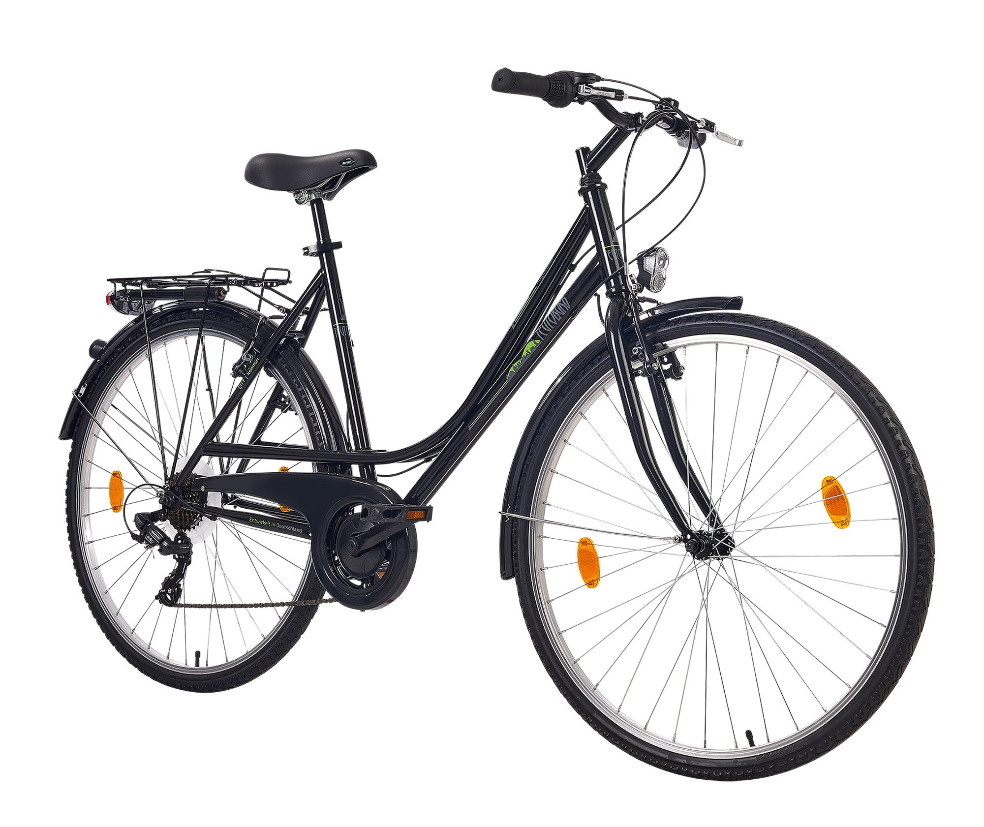 teutoburg augustdorf citybike fahrrad 28 zoll damen. Black Bedroom Furniture Sets. Home Design Ideas