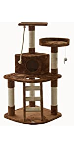 go pet club f49 cat tree