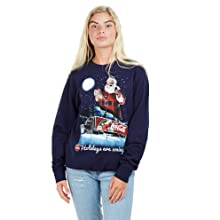 Navidad camiseta ropa superior suéter
