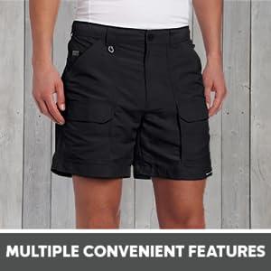 Columbia Men/'s Permit II Shorts 38x10