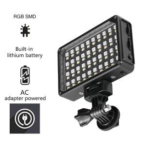 camera light
