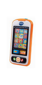 Touch & Swipe Baby Phone