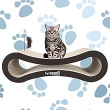 Pet4Fun PF360 4 in 1 Cat Scratcher