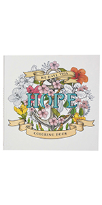 We Have This Hope Coloring Book