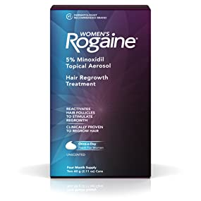 Women's ROGAINE Hair Loss & Thinning Treatment