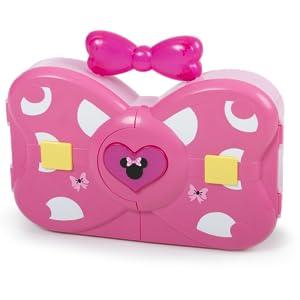 diversos estilos 100% autenticado ahorros fantásticos IMC Toys- Minnie Maletín Cambiador Muñeco, (183711)