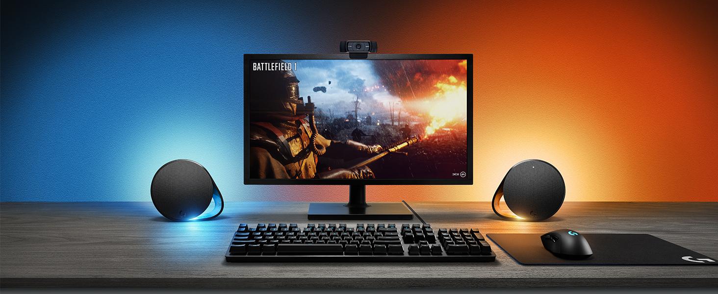 Logitech G513 Carbon RGB Mechanical Gaming Keyboard - Carbon ...