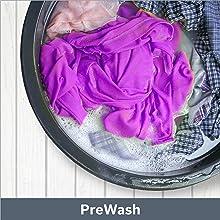 Bosch original front loading washing machine 9 kg warm prewash function for fresh laundry