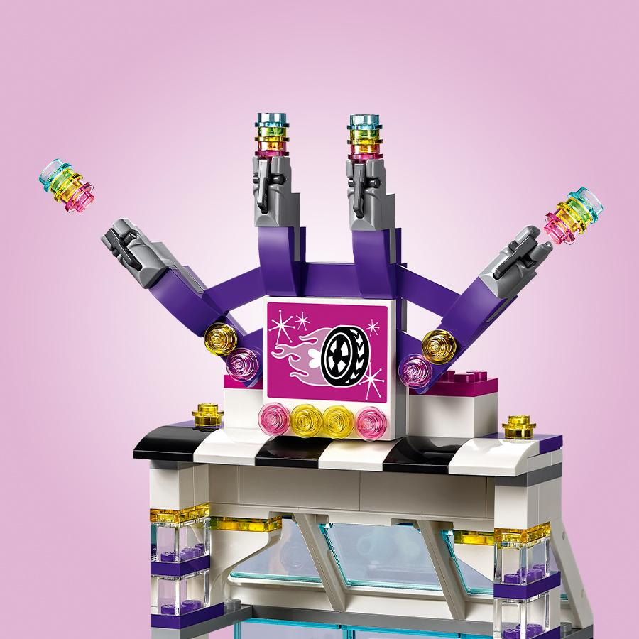 LEGO Friends Das große Rennen 41352 Kinderspielzeug