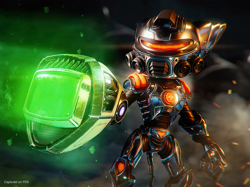 Carbonox Armor Set and Pixelizer Weapon