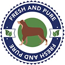 fresh and pure, pro-treat, Stewart, made in USA, natural, chicken liver, dog treats
