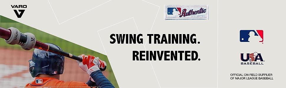 Varo Baseball Bat Training Weights