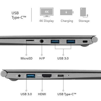 Lg Gram Thin Amp Light Laptop 15 6 Quot Fhd Ips Touch 8th Gen