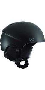 Anon(アノン) ヘルメット スキー スノーボード メンズ HELO 2018-19年モデル Lサイズ BLACK ASIA 13259104036