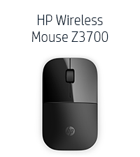 HP Wireless Mouse Z3700 - Black