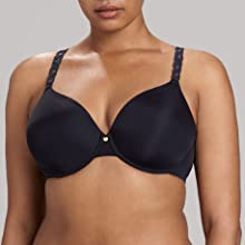 Natori; full figure; t-shirt bra; plus size; intimates; lingerie; everyday bra