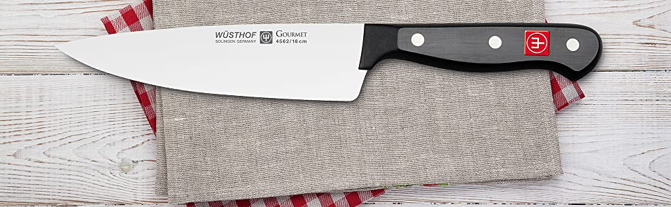 wusthof, gourmet, knives, germany
