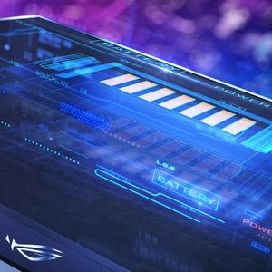 ノンストップのゲームプレイをかなえる大容量バッテリー