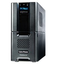 CyberPower PR2200LCD Battery Backup UPS System
