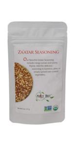 zaatar zatar za'atar seasoning comparison
