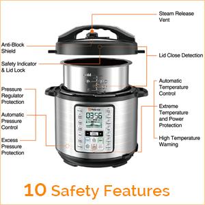 Pressure Cooker Safety