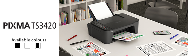 ts3420; canon printer ; inkjet printer