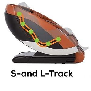 super novo s- and l- track