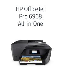 Amazon.com: HP OfficeJet Pro 6968 All-in-One Wireless ...