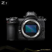 Nikon Z 7 Spiegellose Vollformat Kamera Mit Nikon Kamera