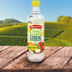 Essig essenz naturvergoren 20 s ure 8x500 g flasche - Wasserkocher entkalken essigessenz verhaltnis ...