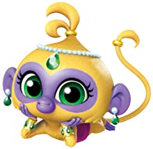 Amazon.com: Fisher-Price Nickelodeon Shimmer & Shine, Princess Samira: Toys & Games