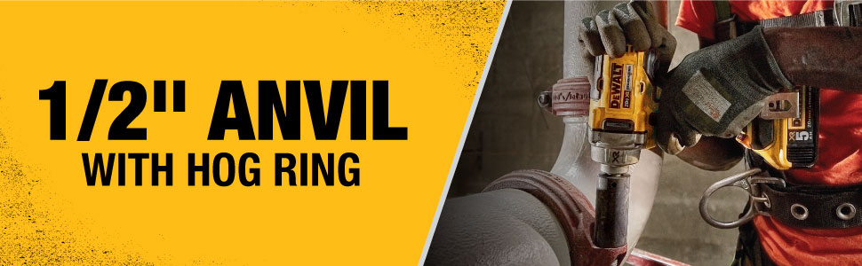 Hog ring impact wrench