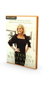 lori allen say yes to what's next audio CD