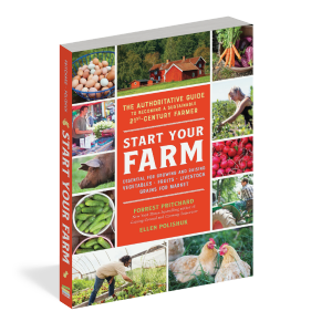 Start Your Farm;farming books;agriculture;growing crops;farming tips;raising animals