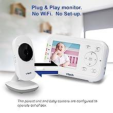 plug and play monitor