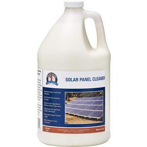 One Shot Solar Panel Cleaner, 1 Gallon (1S-SPC)