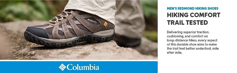Columbia Men's Redmond Hiking Shoes
